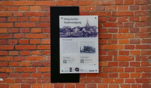 Stadtrundgang durch die historische Altstadt Otterndorfs
