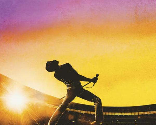 Bohemian Rhapsody  Ausschnitt Bild Filmplakat ©Twentieth Century Fox of Germany GmbH