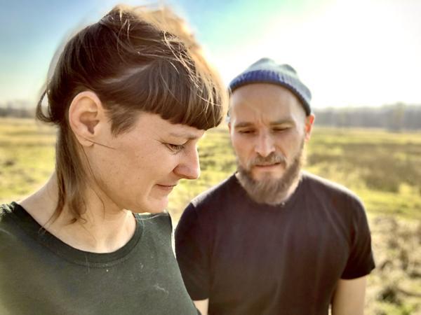 Dita Zipfel & Finn-Ole Heinrich (Foto privat)
