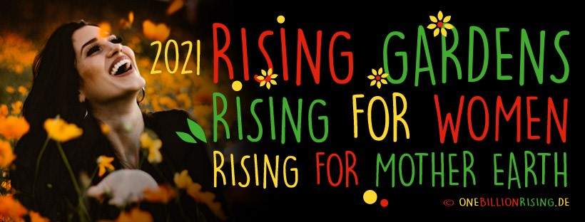 RISING FOR WOMEN AND MOTHER EARTH | Bild: OBR2021