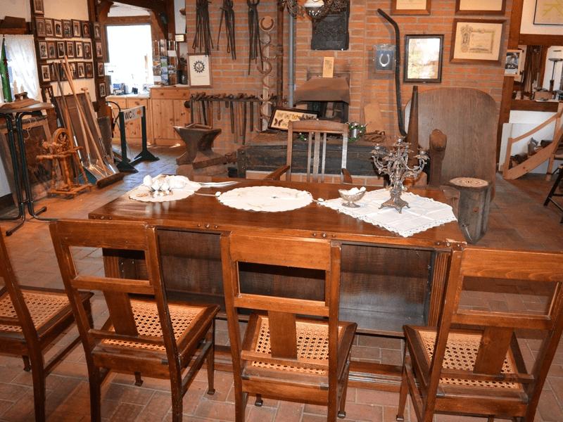 Trauort Holzschuhmacherhaus Steinau