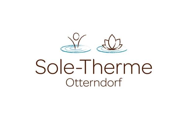 Logo der Sole-Therme Otterndorf, Badelandschaft und Saunalandschaft